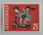 子ども週間 / ユーゴスラビア 1964