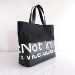 Tote Bag (S) / Black  TSB-0001