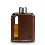 Ragproper Dark Brown Leather 240mL