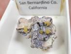 ミメット鉱 ミメタイト 3g MIT001 鉱物 原石 天然石 パワーストーン