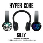 A-339D SILLY Bluetoothヘッドホン
