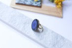 327伝統文化品美濃焼多治見タイル指輪・リング(フリーサイズ)