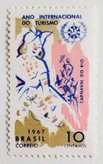 国際旅行年 / ブラジル 1967