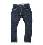 UG.66 SARROUEL STRETCH DENIM [INDIGO]66DENIM VINTAGE.[2020 : Summer Model]