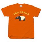 ZOO PRAHA Tapirus orange