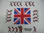 タオルハンカチ 英国旗