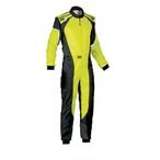 KK01727C178 KS-3 Suit  for children (Fluo Yellow / Black) 2019 MODEL