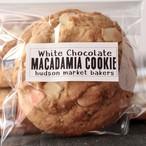 ホワイトチョコ・マカダミアクッキー4枚