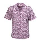 サイバージェイミーズ Pearl パジャマトップ 半袖 ピンク