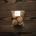 クローブとクランベリーのクッキー