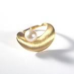 Petalリング(Gold色)