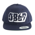 0867 / Snapback / Blockbuster / Logo / Navy
