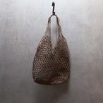 NORO /ノロ Marche Bag マルシェバック Dark Tea