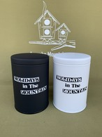 mountain research: canister  white.black 2set