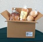 優しいパンの箱
