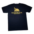 MAHARAJA ロゴ Tシャツ