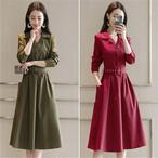 【dress】Commuter temperament lady formal dress