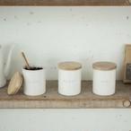 陶器キャニスター 全4種 トスカ tosca 山崎実業 yamazaki YM-H18-004