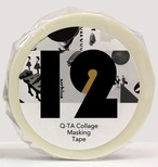 Q-TA collage masking tape 012