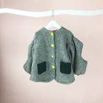 AIRY WOOL JARSEY JACKET / WOMEN