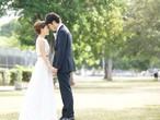 Confetti\ Brides♡シフォンのセパレートドレスにスパンコールボレロを合わせて