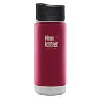 Klean Kanteen ワイドインスレートボトルカフェキャップ2.0 16oz ローストペッパー
