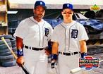 MLBカード 93UPPERDECK Cecil Fielder & Mickey Tettleton #46 TIGERS TEAMMATE