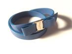 Salvatore Ferragamo Blue Bracelet |インスタでも話題の海外セレブ系レディースファッション Carpe Diem