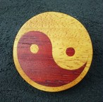 wooden inlaid charm IB-004-MGY