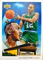 NBAカード 92-93UPPERDECK Drek Harper #49 MAVERICKS