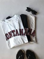 ″MONTANA″ロゴTシャツ