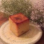 グルテンフリー:オレンジとローズマリーのケーキ