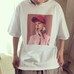 【即納】PRINTED T-SHIRT | プリントTシャツ | ホワイト