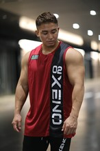 XENO BULKY JERSEY GEN2 DARK RED