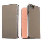 【グレージュ×シェルピンク】手帳型 iPhone6s/6/7/8/X/XS/XSMAX/plus/11/11pro/11proMAX