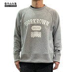 海千山千會   UNHALFDRAWING    WORKROWN UNIFORM CARTEL ORIGINAL SWEAT