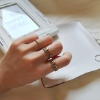 予約注文商品 SITBリング6点セット リング 指輪 韓国ファッション