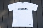 logo color T-shirt / blue