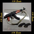 【00905】 1/6 AK47 ライフル