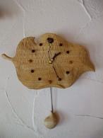 木の葉振り子時計