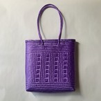 Mercado Color Bag / Purple(メルカドカラフルバッグパープル)