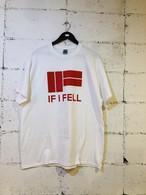 【IF I FELL】LOGO Tシャツ