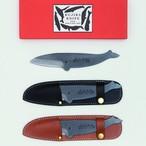 クジラナイフ革ケースセット|E|