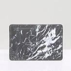 [名刺入れ] Cheats and Thieves Card Holder in Marble Print