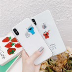 【オーダー商品】Cute point iphone case
