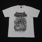 Abomination T-shirt White