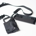 MIS TACTICAL KEY STRAP COMPLETE SET BLACK【オンライン限定】