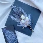 【planteiss】『母の日』Mother's day bouquet -amethyst-ドライフラワーブーケ