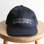 IS-NESS MUSIC【 mens 】ambient cap