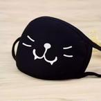 動物布マスク
